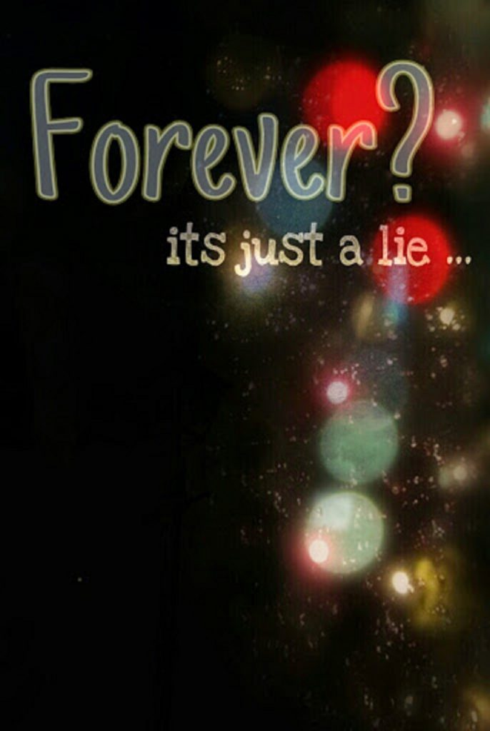Forever It Is……….Do You Still?