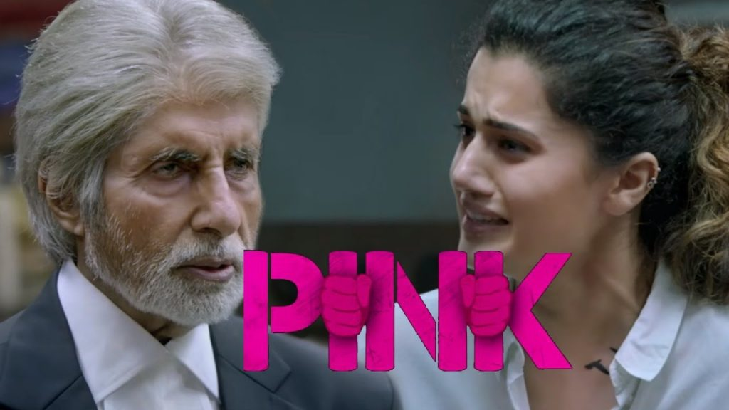 """Moview Review- PINK- """"NO Means NO"""""""