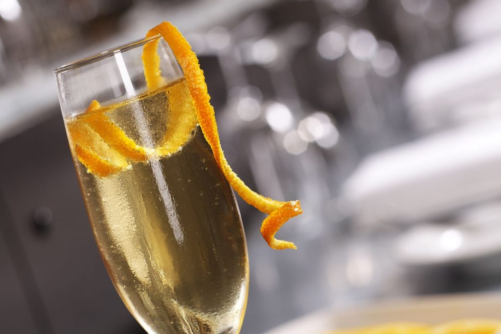 #A-Z Challenge – F Is For French 75