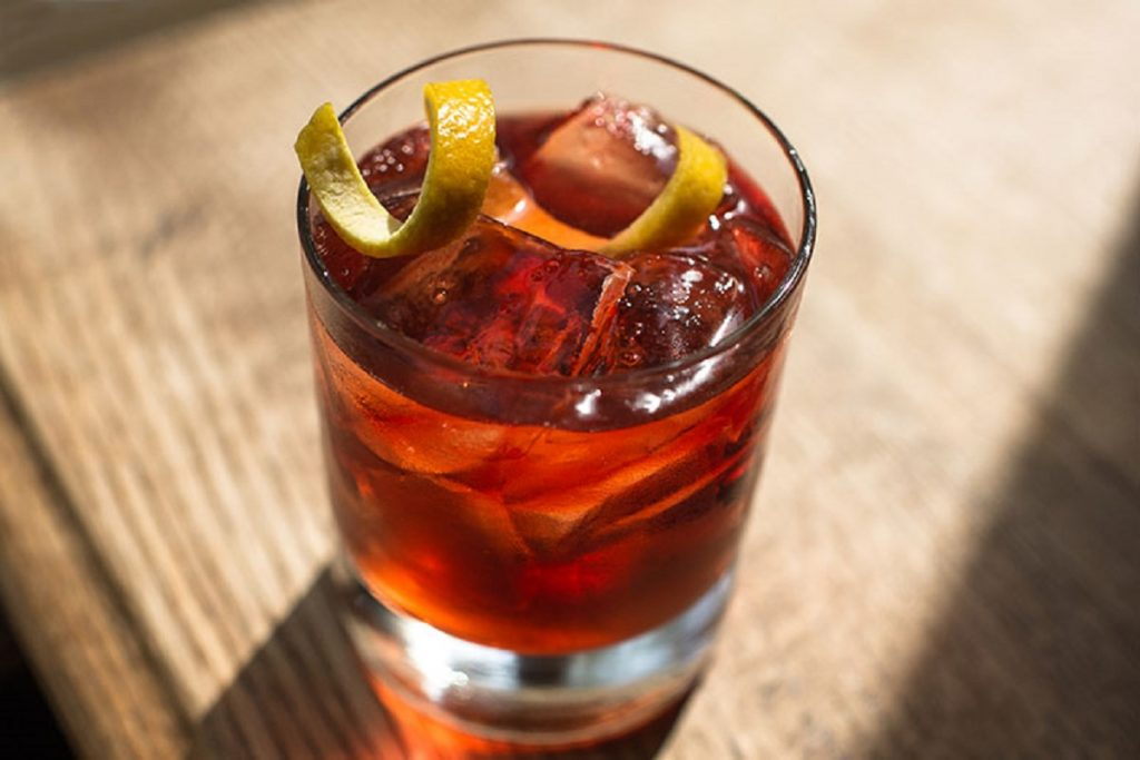 #A-Z Challenge – N Is For Negroni