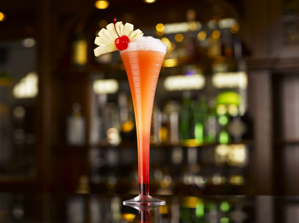 #A-Z Challenge S Is For Singapore Sling