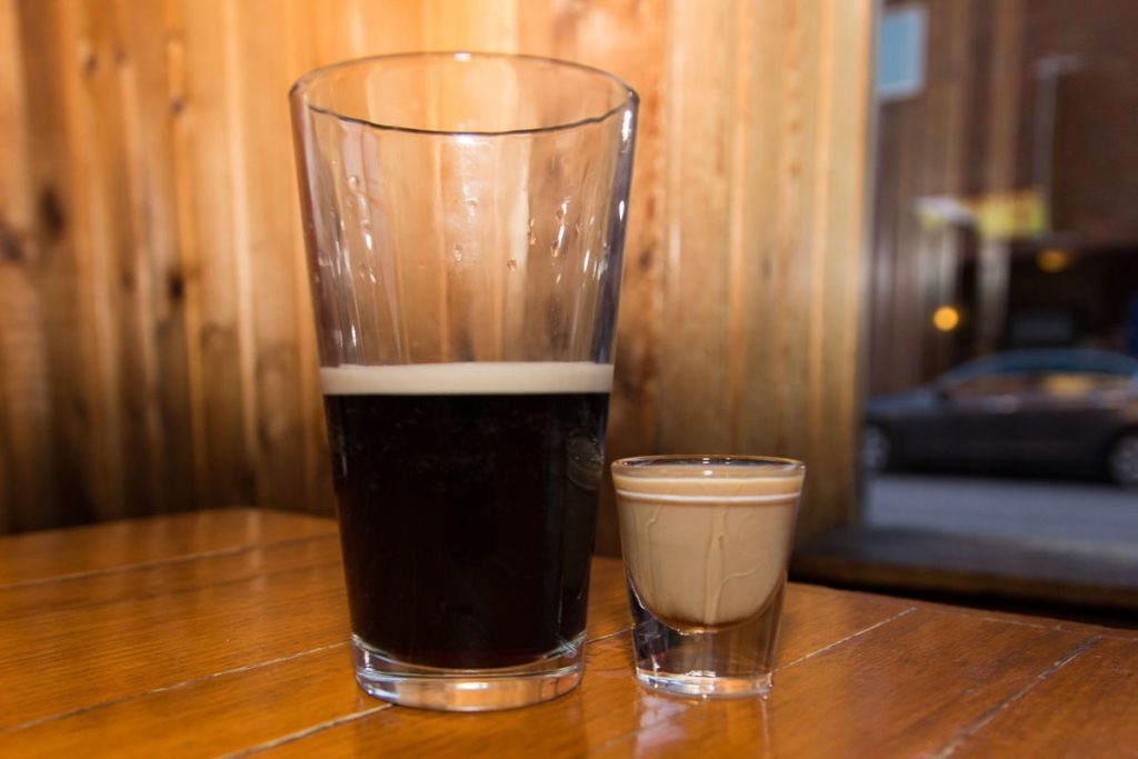 #A-Z Challenge – I Is For Irish Car Bomb