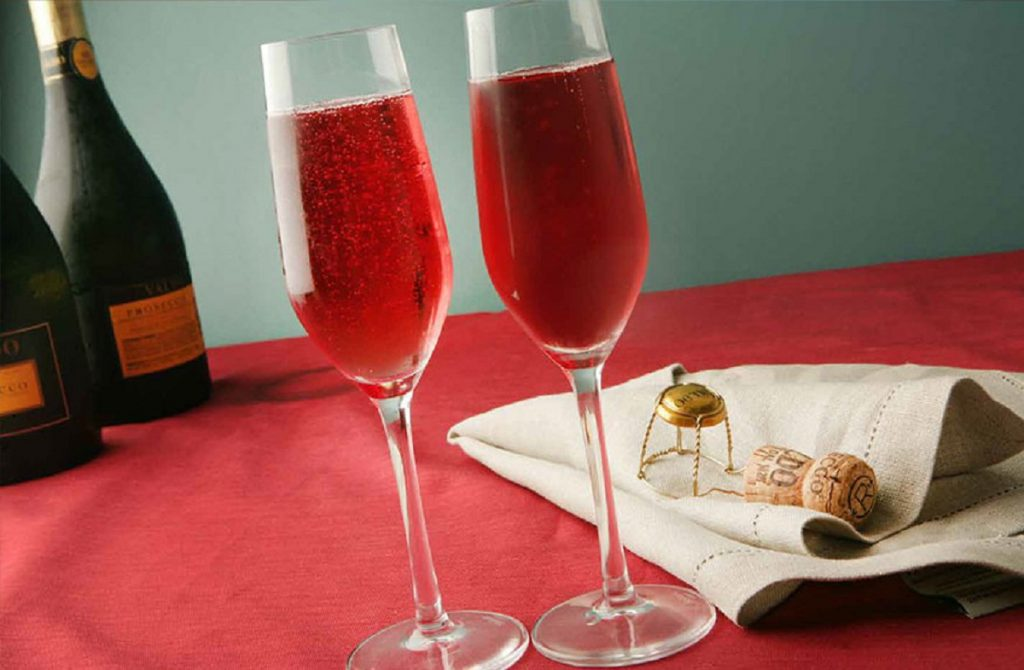 #A-Z Challenge – K Is For Kir Royale