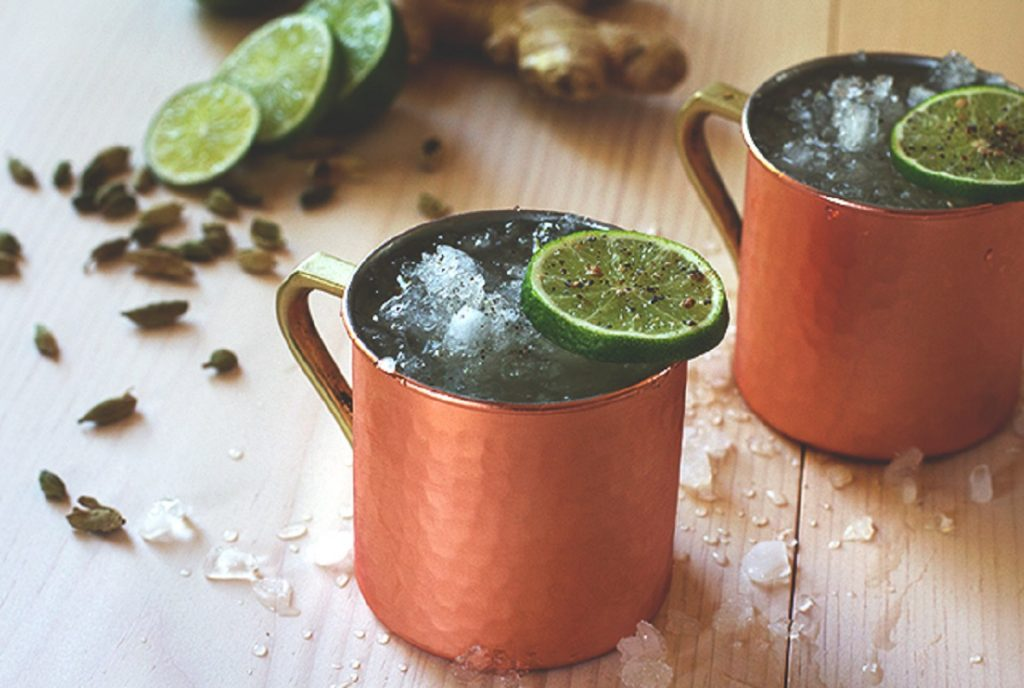 #A-Z Challenge – M Is For Moscow Mule