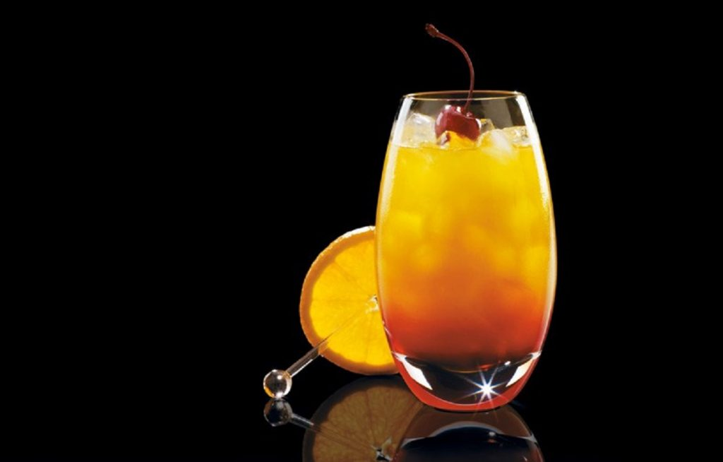 #A-Z Challenge – T is For Tequila Sunrise