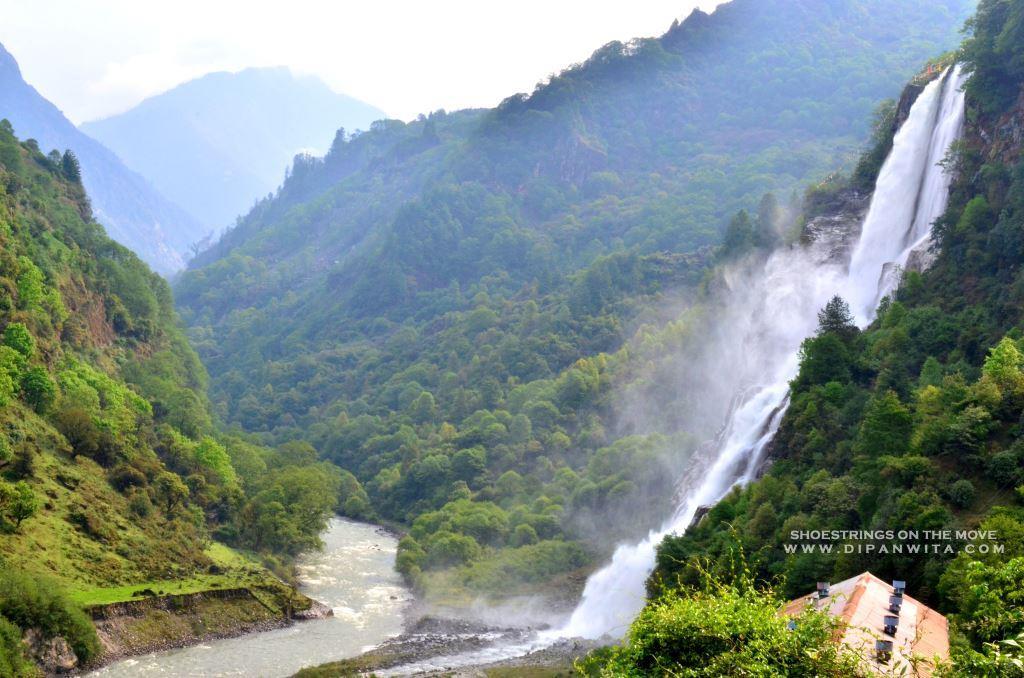 Nuranang Falls – A Terrestrial Extravaganza