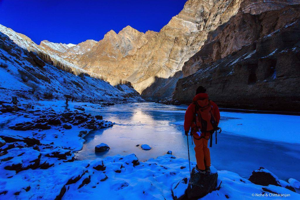 Chadar Trek- A Slice Of Life To Be Experienced
