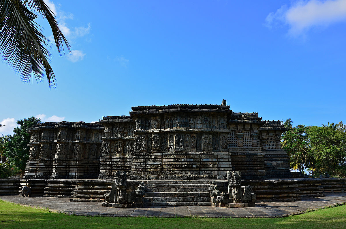 Postcards From Halebidu #Guestpost