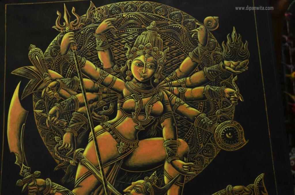 Raghurajpur – The Village That Narrates Stories Through Art