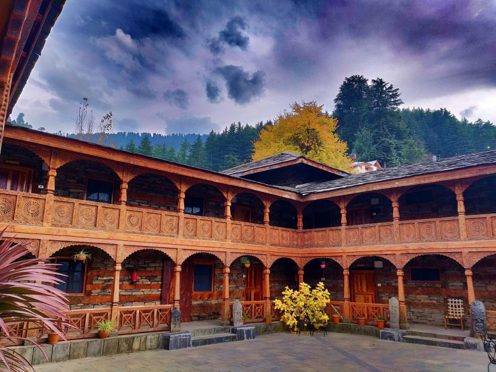 Naggar – The Forgotten Capital of Dreamy Kullu Valley